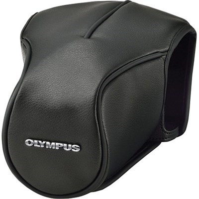 Product: Olympus Leather case: E-M5 mkII black