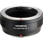 Olympus OM Lens Adapter MF-2