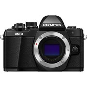 Olympus OM-D E-M10 mkII Body only black