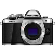 Olympus OM-D E-M10 mkII Body only silver