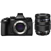 Olympus E-M5 Mark II + 12-40mm f/2.8 PRO kit black
