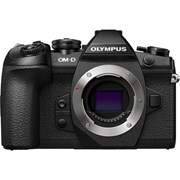 Olympus OM-D E-M1 Mark II Body only black (Free Olympus HLD-9 Battery Grip)