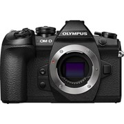 Olympus OM-D E-M1 Mark II Body only black (Price valid while stocks lasts)