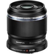 Olympus 30mm f/3.5 ED Macro Lens Black (1 only)