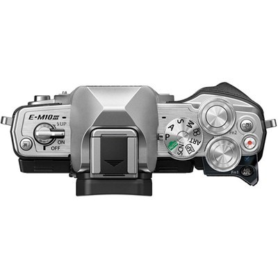 Product: Olympus OM-D E-M10 Mark III Body only silver