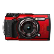 Olympus Tough TG-6 Red (Available early Jul 19)