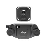 Peak Design Capture Camera Clip V3 Black incl Plate