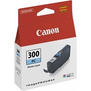 Canon LUCIA PRO PFI-300 Photo Cyan Ink