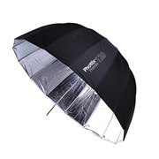 Phottix 120cm Premio Umbrella Silver/Black