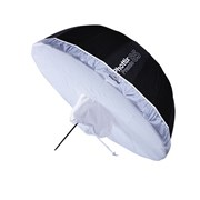 Phottix Diffuser: Premio 85cm Silver/Black Umbrella