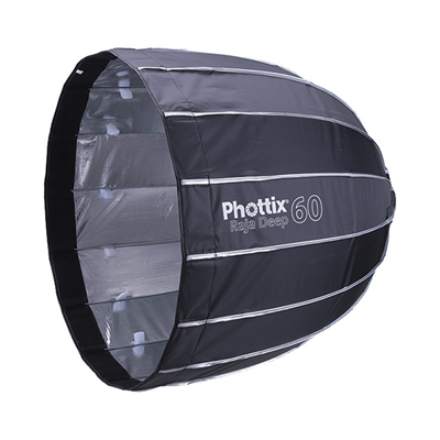 Product: Phottix 60cm Raja Deep Quick Folding Softbox