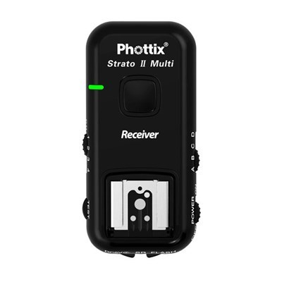 Product: Phottix Strato II 5-in-1 Receiver Canon