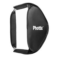Product: Phottix 60x60cm Transfolder Softbox