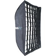 Phottix 90x120cm Easy Up HD Umbrella Softbox w/ Grid