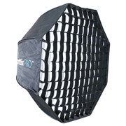 Phottix 80cm Octa Umbrella Softbox w/ Grid