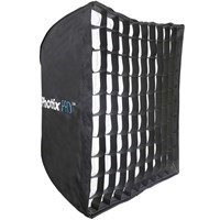 Product: Phottix 70x70cm Umbrella Softbox w/ Grid