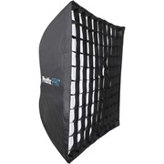 Phottix 90x90cm Umbrella Softbox w/ Grid