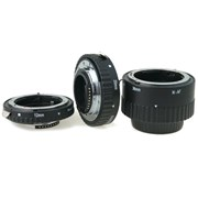 Phottix AF Macro Extension Tube Nikon (Set of 3)