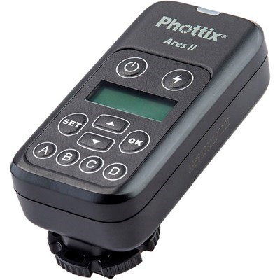 Product: Phottix Ares II Wireless Flash Trigger Transmitter