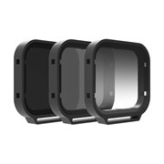 Polar Pro Venture Filter 3-Pack for Hero 5/6