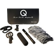 Que Audio 210 Video Shotgun Microphone Kit (was $419, now $249)