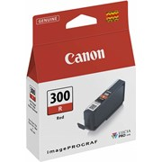 Canon LUCIA PRO PFI-300 Red Ink