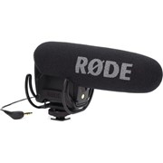 Rode Video Mic Pro: w/- rycote lyre suspension