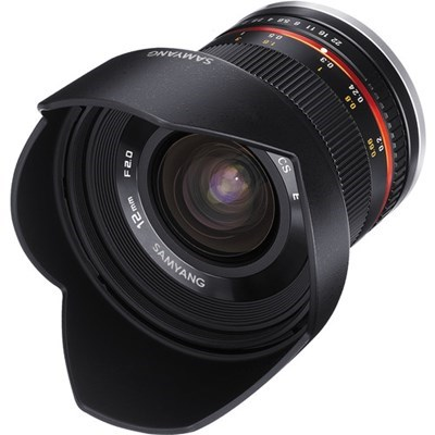 Product: Samyang 12mm f/2 NCS CS: Micro Four Thirds