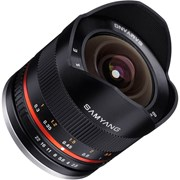Samyang 8mm f/2.8 Black: Sony E