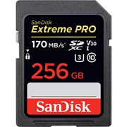 Sandisk SH Extreme PRO 256GB SDXC Card 170MB/s 633x V30 Card grade 9