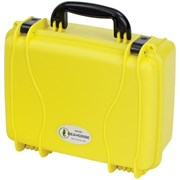 SeaHorse SE520 Case Yellow w/ Adjustable Dividers