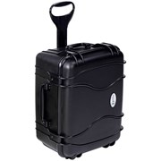 SeaHorse SE1220 Case Black w/ Adjustable Dividers & Mesh Lid Organiser