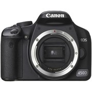 Canon SH EOS 450D: 3 batteries/RRS brac' DVD (30,031 actuations) grade 8