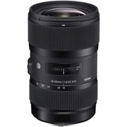 Sigma 18-35mm f/1.8 DC HSM Art Lens: Sony A
