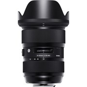 Sigma 24-35mm f/2 DG HSM Art Lens: Canon EF (1 only)