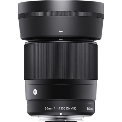 Product: Sigma 30mm f/1.4 Contemporary Lens: Sony E