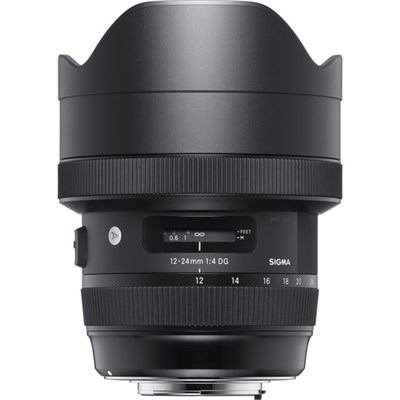 Product: Sigma 12-24mm f/4 DG HSM Art Lens: Nikon F (1 left at this price)