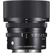 Sigma 45mm f/2.8 DG DN Contemporary Lens: Sony FE