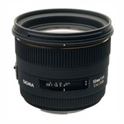 Sigma SH 50mm f/1.4 DG HSM lens for Nikon grade 9