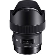 "Sigma 14mm f/1.8 DG HSM ""A"" for EOS"