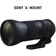Tamron SP 150-600mm f/5-6.3 Di USD G2 Lens: Sony A