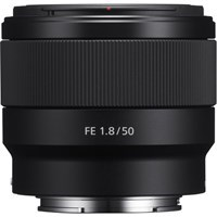 Product: Sony 50mm f/1.8 FE Lens