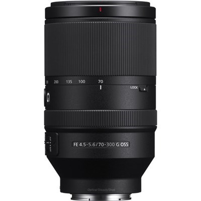 Product: Sony 70-300mm f/4.5-5.6 G OSS FE Lens