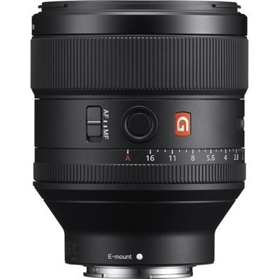 Product: Sony 85mm f/1.4 GM FE Lens