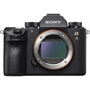 Sony Alpha A9 body only (Indicative price, availability ealry Jun 2017