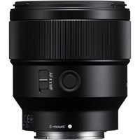 Product: Sony 85mm f/1.8 FE Mount lens