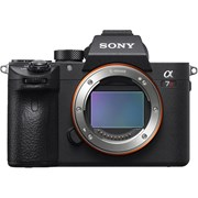 Sony Alpha a7R III Body incl vertical grip