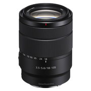 Sony 18-135mm f/3.5-5.6 OSS Lens