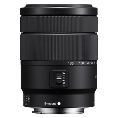 Product: Sony 18-135mm f/3.5-5.6 OSS Lens