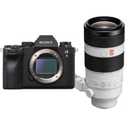 Sony Alpha a9 II + 100-400mm f/4.5-5.6 GM OSS FE Kit (Free NP-FZ100 Battery, valid till 30 Nov 19)